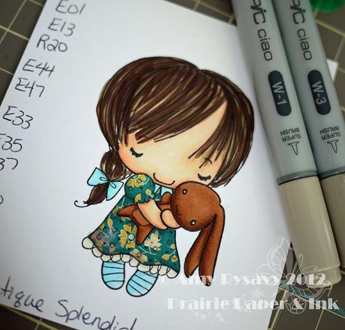 TGF HandG Snuggle Hugs Card 3 by AmyR