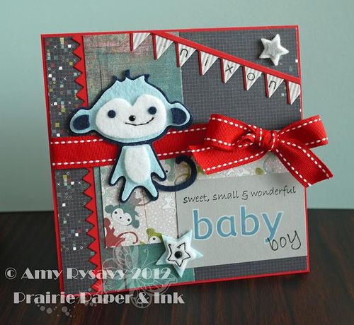 Baby Card 2 by AmyR