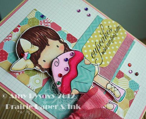 Birthday Card 6 Closeup by AmyR