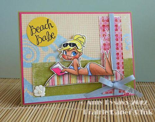 Summer Card 6 by AmyR