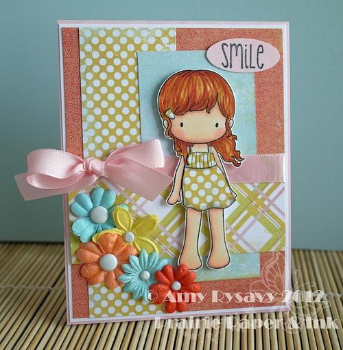 Summer Card 1 by AmyR