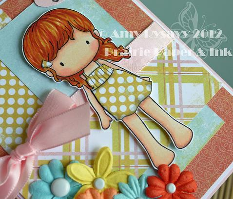 Summer Card 1 Closeup by AmyR