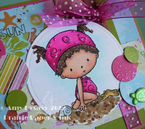 Summer Card 2 Closeup by AmyR