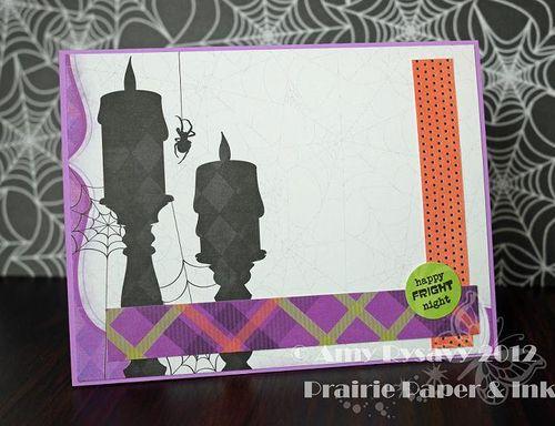 Halloween Card 1 Inside by AmyR