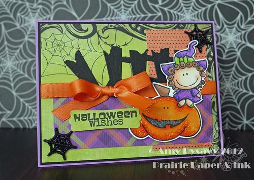Halloween Card 1 by AmyR