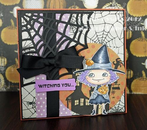 Halloween Card 4 by AmyR