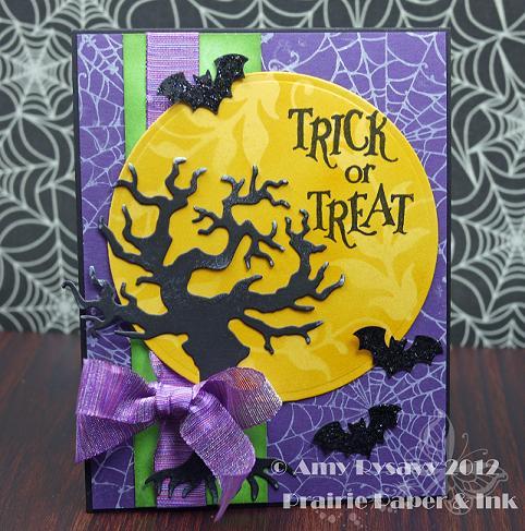 Halloween Card 7 by AmyR
