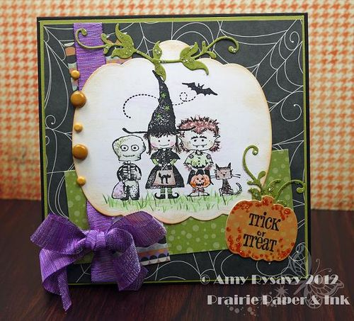 Halloween Card 8 by AmyR