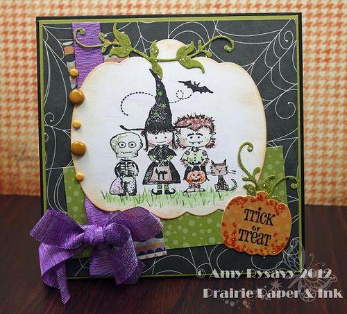 Halloween Card 8 by AmyR