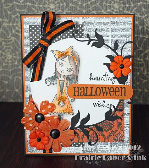 Halloween Card 6 by AmyR
