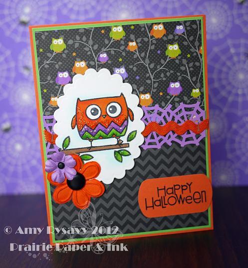Halloween Card 12 by AmyR