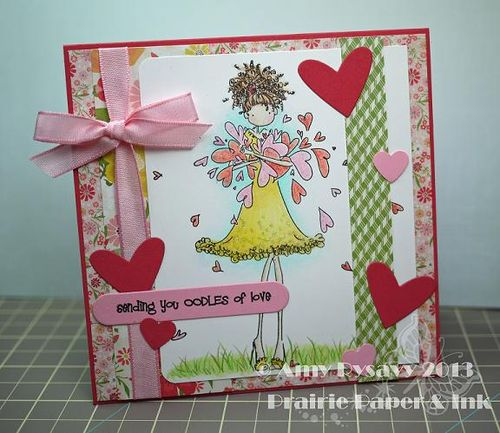 SB Lucille SH Love Card by AmyR