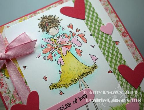 SB Lucille SH Love Card Closeup by AmyR