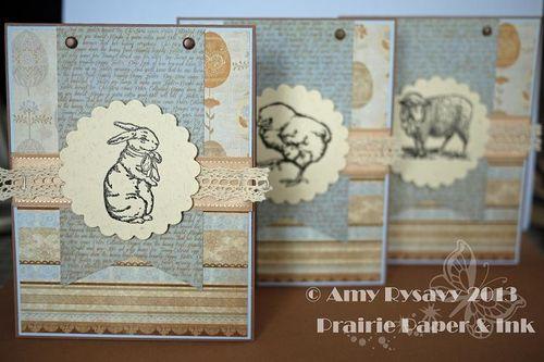 Spring13 Card 8, 9, 10 by AmyR