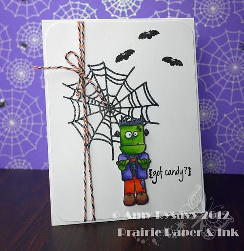 Halloween Card 10 by AmyR