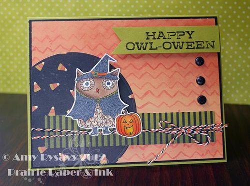 Halloween Card 11 by AmyR