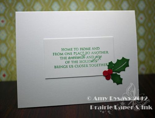 Christmas Card 2 Inside by AmyR