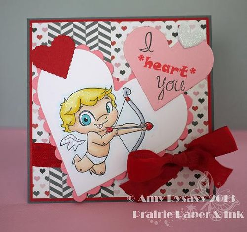 MM Cupid Vtine Card by AmyR