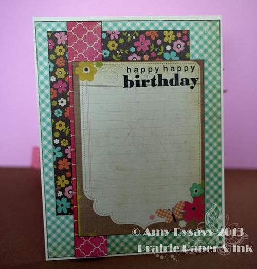 Veronica 10 Bday Card Inside by AmyR