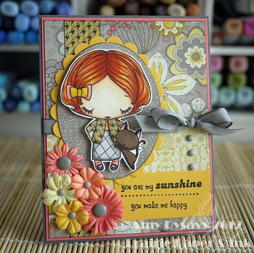 TGF WS Reeta Sunshine Card by AmyR