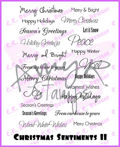 Christmassentimentsii