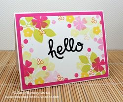 PS Hello Card by AmyR