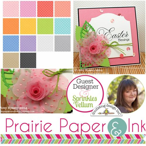 Doodlebug Guest Designer April 1st