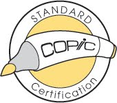 Copic Standard Certification Badge