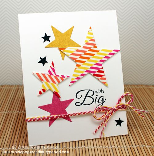 AmyR-Wish-Big-Washi-Stars-Card
