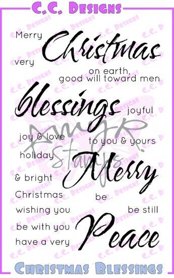 AmyR Christmas Blessings
