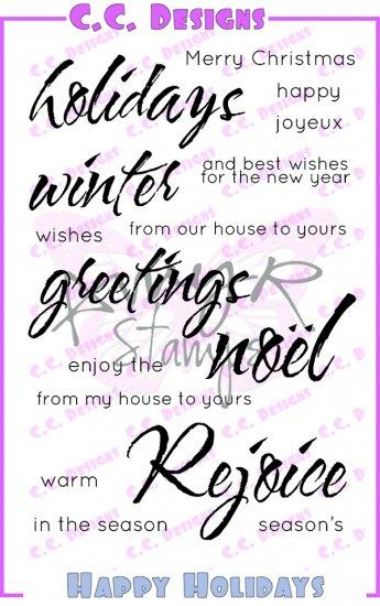 AmyR Happy Holidays