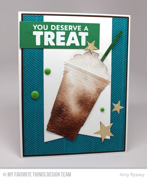 Frap Treat Card by AmyR