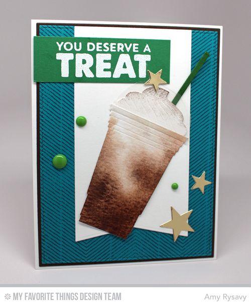 Frap Treat Card by AmyR