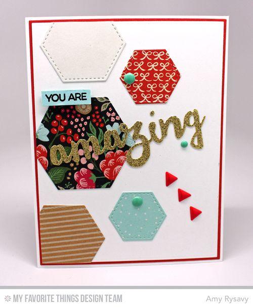 MFT Amazing Card by AmyR