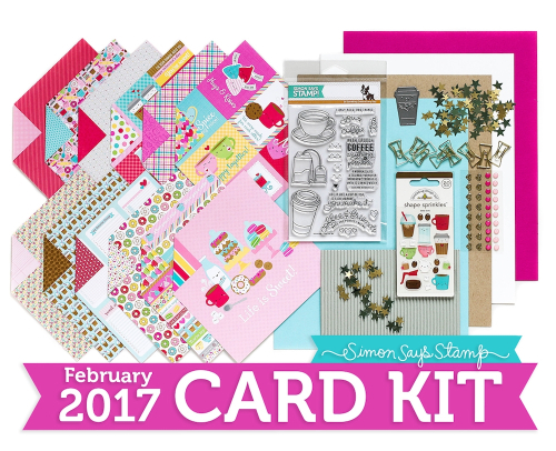 SSS Feb Card Kit