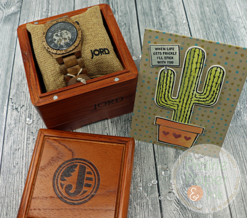 AmyR JORD Watch with cactus card 1