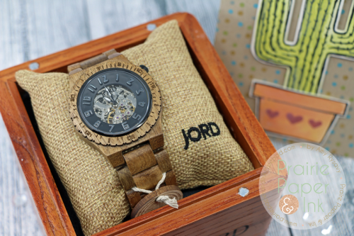AmyR JORD Watch with cactus card 2
