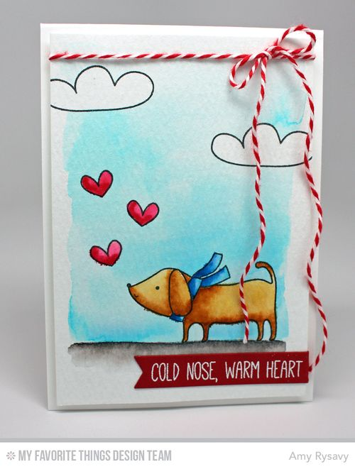 MFT Woof You Card by AmyR
