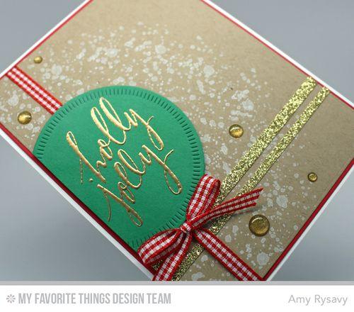 MFT SB Wrap Inspired Card Closeup by AmyR