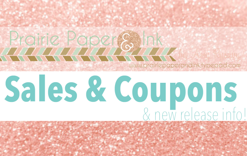 Sales and Coupons
