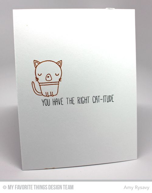 MFT Purrfect Card Inside by AmyR