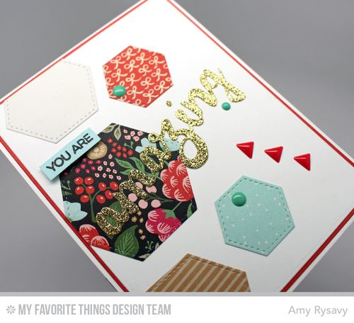 MFT Amazing Card Closeup by AmyR