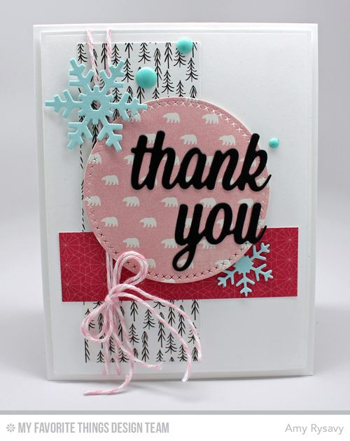 MFT Thank You Card by AmyR
