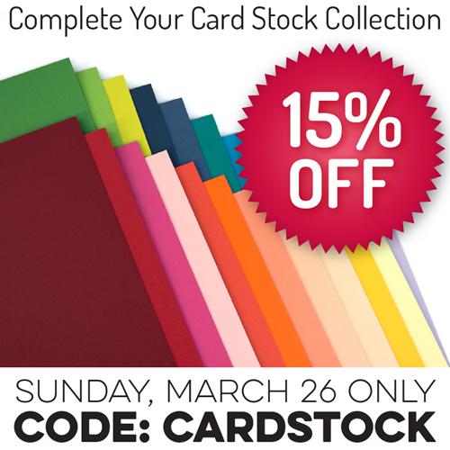 MFT_March2017_CardstockSale