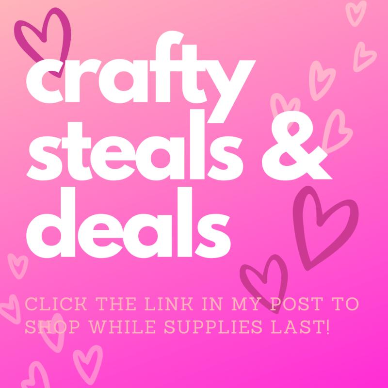 Crafty steals & deals