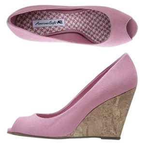 Ae_pink_wedge_shoes